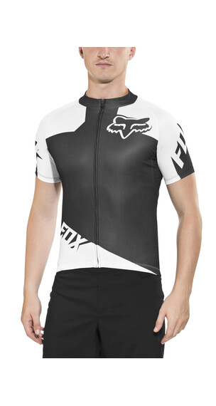Fox Livewire Race Jersey Men black/white
